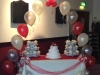 Cake Arch with Double Bubble